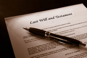 disinheriting a spouse NY